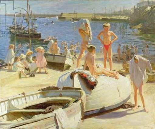 Boys (Newlyn, Cornwall), 1909-10