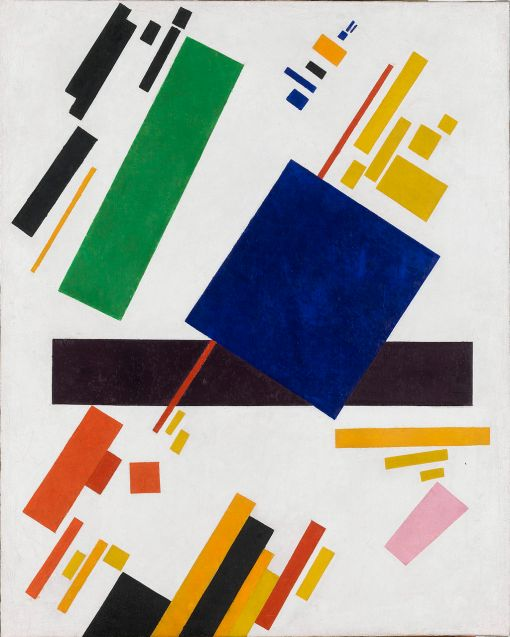 Malevich - Suprematist Composition 1916