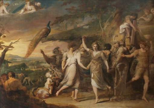 Barry, James, 1741-1806; A Grecian Harvest Home, or Thanksgiving to the Rural Deities, Ceres, Bacchus