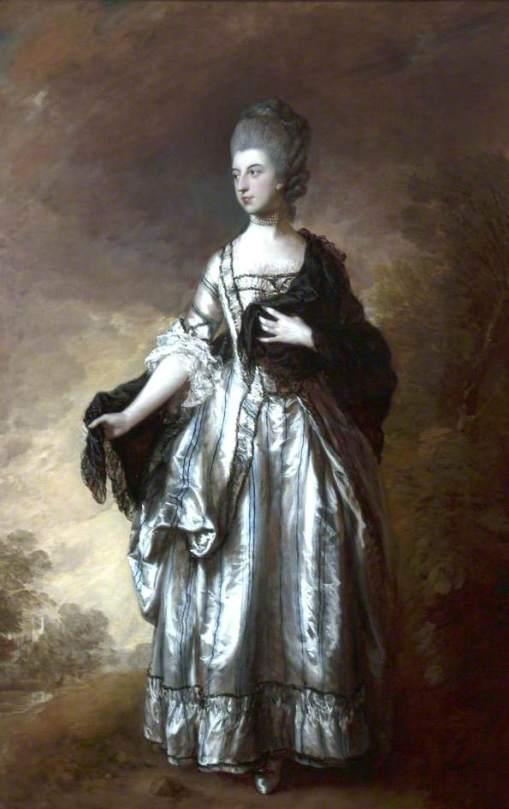 Gainsborough, Thomas, 1727-1788; Isabella (1748-1819), Viscountess Molyneux, 1st Countess of Sefton