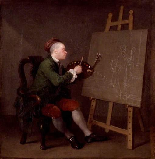 Hogarth, William, 1697-1764; William Hogarth