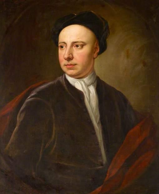 Hudson, Thomas, 1701-1779; James Thomson, Poet