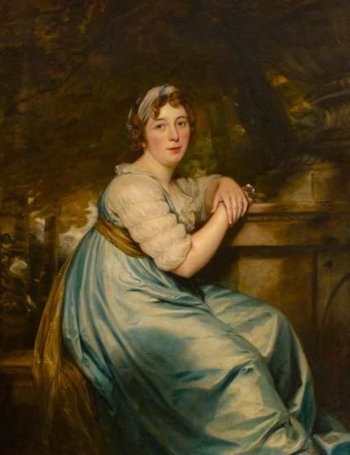 Phillips, Thomas, 1770-1845; Elizabeth Iliffe (1769-1822), Countess of Egremont