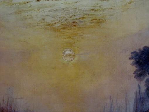 Turner - Decline - sun