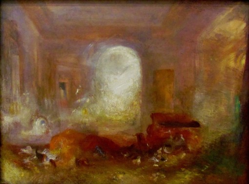 All the Colours of the Sun: J M W  Turner at Petworth House