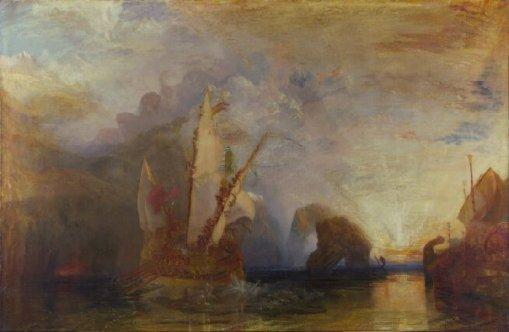 Turner - Ulysses deriding Polyphemus