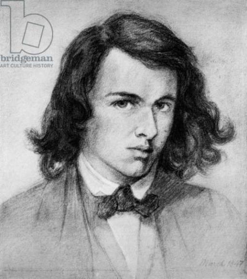 portrait - Rossetti