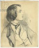 portrait W. Rossetti