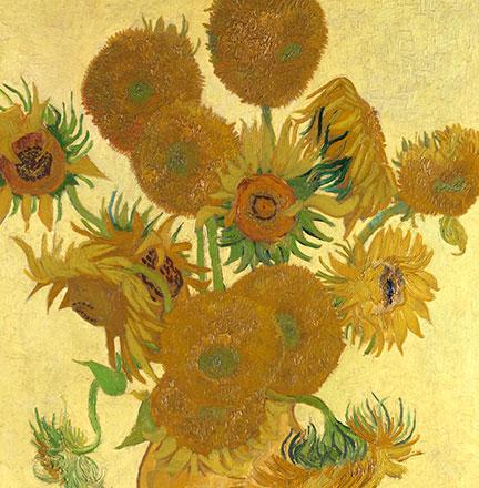 Sunflowers 1888