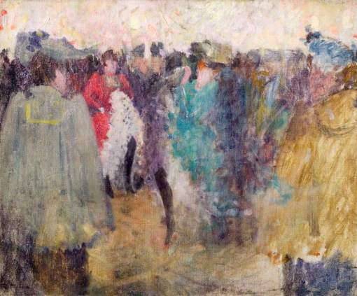 Warrener, William Tom, 1861-1934; Quadrille I
