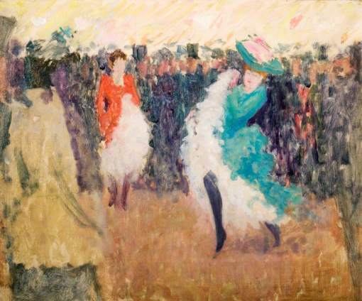 Warrener, William Tom, 1861-1934; Quadrille II