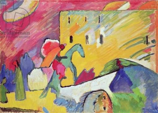 Kandinsky - Improv detail