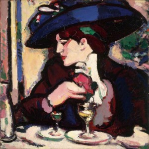 Fergusson - Blue Hat