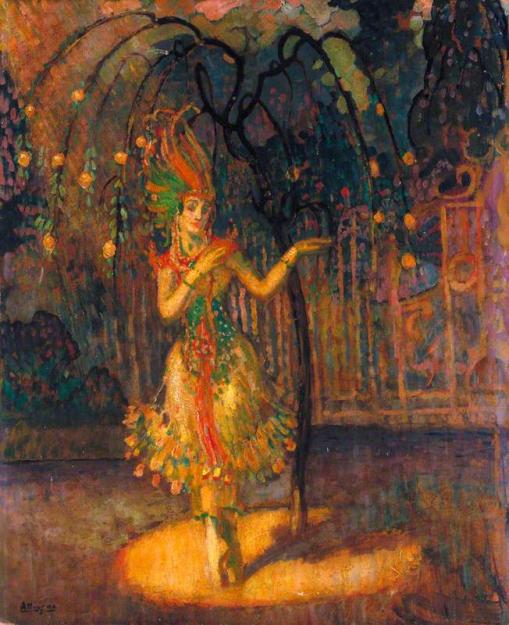 Allinson - Russian Ballet