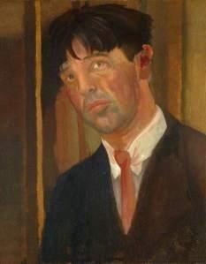 Spencer, Stanley, 1891-1959; Self Portrait