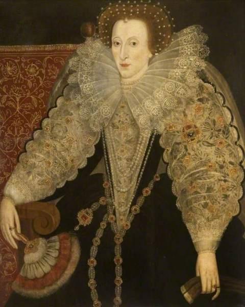 Bettes the younger, John, d.1615; Queen Elizabeth (1533-1603)
