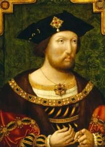 unknown artist; King Henry VIII