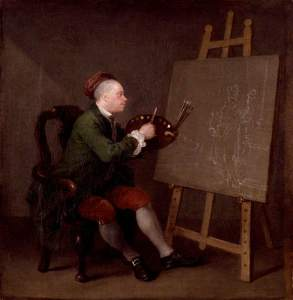 Hogarth, William, 1697-1764; William Hogarth