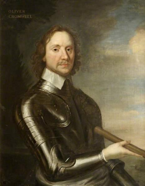 Walker, Robert, 1599-1658; Oliver Cromwell (1599-1658)