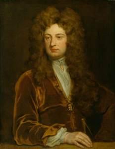 Kneller, Godfrey, 1646-1723; Sir John Vanbrugh