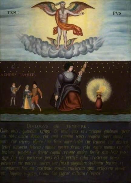 Segar, William, c.1554-1633; Sir Christopher Hatton (1540-1591)
