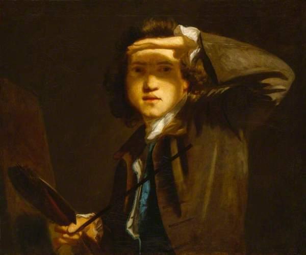 Reynolds, Joshua, 1723-1792; Sir Joshua Reynolds