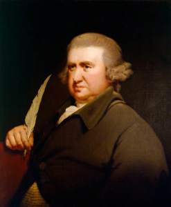 Wright of Derby, Joseph, 1734-1797; Dr Erasmus Darwin (1731-1802)