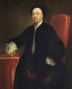 Richardson the elder, Jonathan, c.1664-1667-1745; George Vertue (1684-1756)