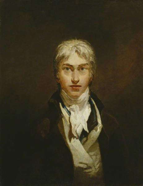 Turner, Joseph Mallord William, 1775-1851; Self-Portrait